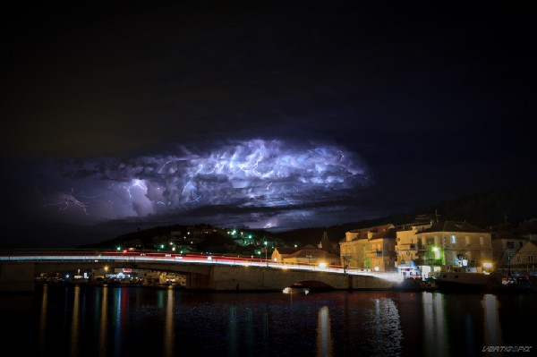 Trogir, Croatie, été 2013
